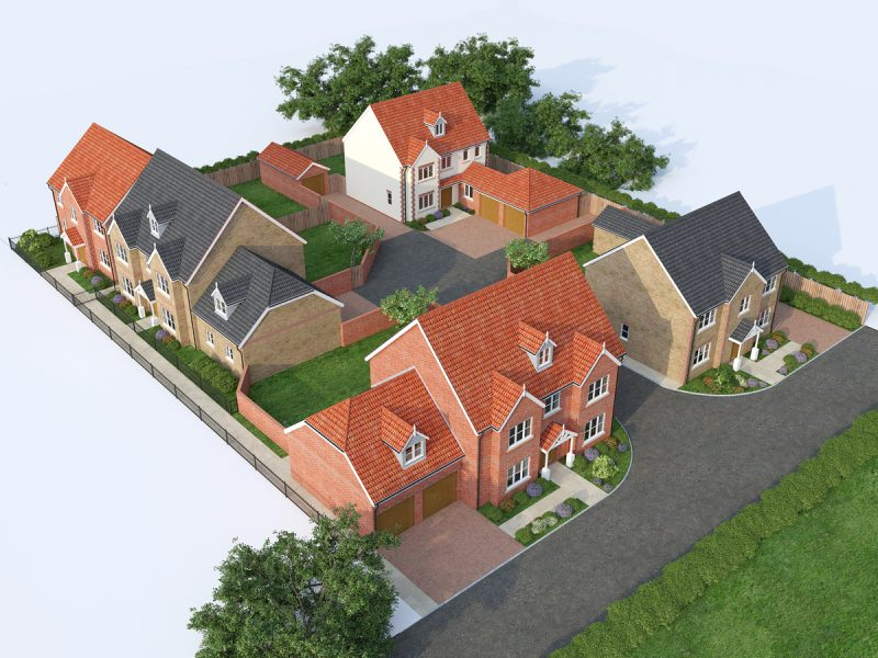 Architectural 3D Rendering