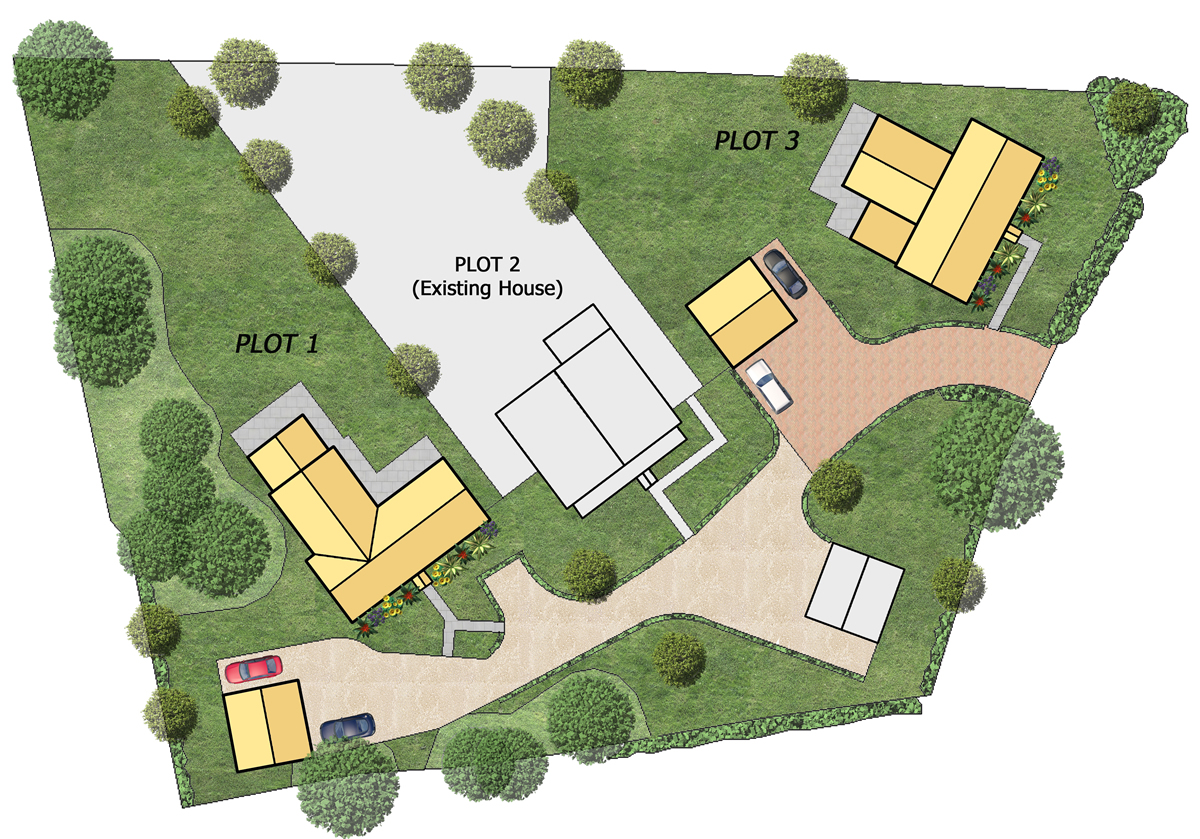 2D Site Plans 2D Site Plan – Plot Plan And Site Plan